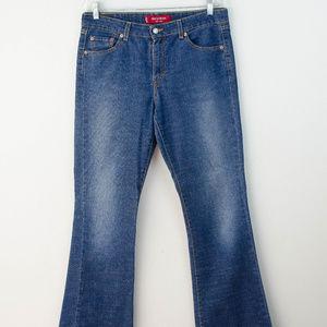 Levi's 519 Jeans Low Stretch Flare 11 JR